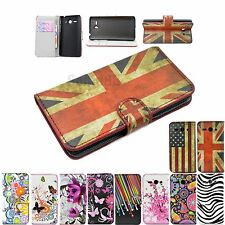 Stand Leather Wallet Pouch Case Cover Phone Accessories For Huawei Ascend Y530