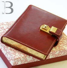 TeBe Treuleben & Bischof Diary Leather 4 Colors No. 70