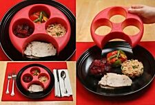 Meal Measure 1 Portion Control Plate  Manage Your Weight Loss New Assorted Color