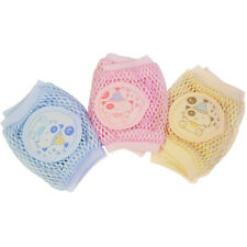 Cat Baby Toddlers Crawler Safety Crawling Elbow Knee Mesh Sponge Pad Protector