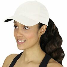Adidas Women's Performance Front Hit Relaxed White Hat