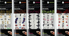 Maybelline New York Color Show Nail Tattoos Collection 20 Designs Water Transfer