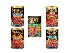 Stagg Chili with Beans 12 ~ 15 oz. Cans