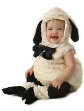 Baby Vintage Rosette Lamb Infant Sheep Halloween Costume