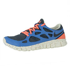 NIKE FREE RUN+ 2 EXT WOMEN'S SHOES ARMORY SLATE 536746-402 LADIES RUNNING 5.0
