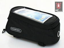 V198 Cell Phone Cycling Bike Bicycle Frame Front Tube Bag Case Pouch Holder New