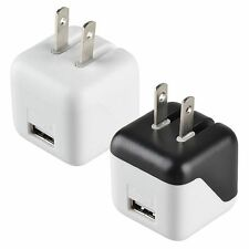 New 2.1Amp USB Mini Travel Home Wall AC Charger For Apple Samsung Amazon Tablet