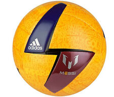 adidas F 50 Xite 2014 MESSI Soccer Ball Zest - Red - Navy Brand New