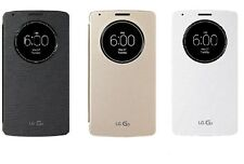 Genuine LG G3 Quickcircle Qi Wireless Charging Case Cover CCF-340G Wallet