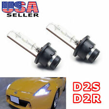 Pair D2S D2R HID Xenon Upgrade Bulbs (6000K 8000K 10000K) For Headlights Replace