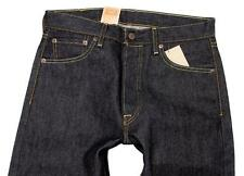 BRAND NEW LEVI'S 501 MEN'S FIT STRAIGHT LEG JEANS BUTTON FLY BLACK 501-0226