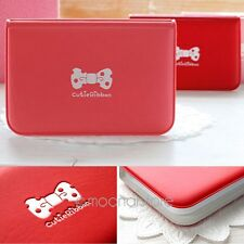Fashion Womens Credit Business ID Cards Leather Card Holder Case Wallet Gift