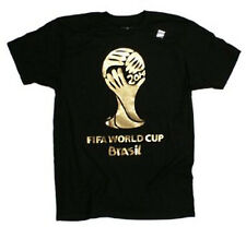 2014 Fifa World Cup: 2014 Fifa World Cup Gold Foil Trophy T-Shirt