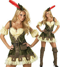 ADULT Buccaneer Pirate Halloween Costume Womens Captain California Costumes M/XL