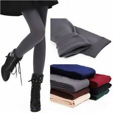 Hot new  Women Winter Skinny Slim Leggings Thick Warm Stretch Pants Footless