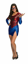 Adult Sexy Spider-Girl Spider-Man Costume Halloween