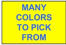 2X3 Solid Color Flags You Pick Choice Banner Pennant Advertising Polyester 2'X3'