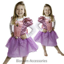 CK213 Tangled Rapunzel Vest Tutu Skirt Fancy Dress Child Girl Book Week Costume