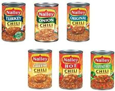 Nalley Chili Con Carne with Beans 12 - 15 oz. Cans