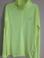 NWT WMN UNDER ARMOUR  TECH 1/4 ZIP ALL SEASON RUNNING TOP JACKET SELECT SIZE