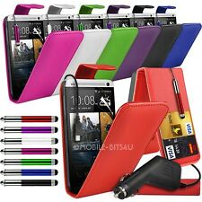 PU Leather Flip Case, Car Charger, Retractable  SP For Various Mobile Phones
