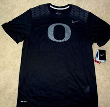 Nike Oregon Ducks Football Legend Wing'd Feathers mens running shirt NWT