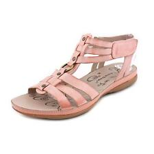 Baretraps Delia Womens Leather Gladiator Sandals Shoes Used