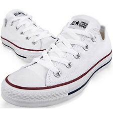 CONVERSE CHUCK TAYLOR AS CORE OX White Low All Star Sneakers Men / Women Trainer