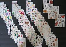CREATIVE MEMORIES -CELEBRATIONS Stickers - Set L - You Choose!