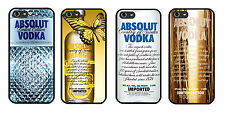 Absolute vodka iPhone 4/4S 5/5S 6 Samsung S3 S4 S5  Sony  HTC HARD CASE COVER