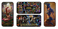 League of Legends iPhone 4 4s 5 5s 6 Samsung S3 S4 S5 Mini Sony HTC Case Cover