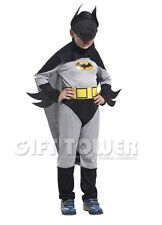 NEW Batman Child Kids Halloween Costume Outfit Cosplay Boy Dark Knight