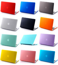 2in1 Matt Hard Case Cover Keyboard Cover For MacBook Air Pro 11 13 15 inch