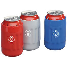 Coleman® Koozie Can holder- Red, Blue, or Silver