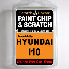 HYUNDAI I10 TOUCH UP PAINT Stone Chip Scratch Repair Kit 2008-2014
