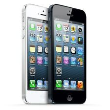"Apple iPhone 5 32GB ""Factory Unlocked"" Black and White WiFi Smartphone"