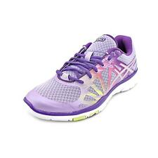 Asics Gel-Harmony TR 2 Women Lavender/Lighning/Grape Mesh Cross Training Shoes