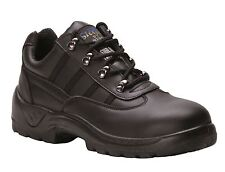 Safety Work Trainer Boots Shoes Toe Cap Anti Slip & Pierce Resistant 4 - 13 FW25