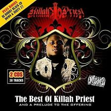 Killah Priest - Best Of & A Prelude To The Off (2011) - Used - Compact Disc