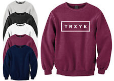 New Mens or Womens Unisex TRXYE Sweatshirt Jumper TROYE SIVAN Troy Music Tumblr