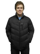Calvin Klein Men's Packable Premium Down Coat NWT Gray, Brown, Black