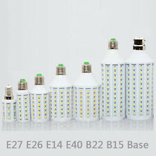 Energy Saving E27 E14 B22 E26 E40 B15 5W- 25W 30W  Led Light Bulb Lamp 110V 220V