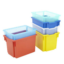 Gratnells JumboTrays Plastic School Office Storage Tray Container Nursery Boxes