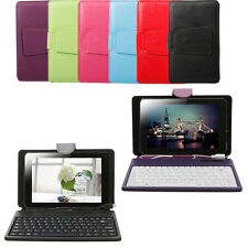 """6 Colors Oshion 7"""" IPS Android 4.4 Quad core Tablet PC 4GB Cameras w/Keyboard"""