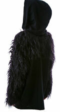 LIP SERVICE WIDOW APOCALYPTIC FUR PUNK GOTHIC MAD MAX JACKET EBM SHIRT HOODIE