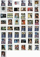 Xena, Hercules & Andromeda Autograph Costume Foil Trading Cards