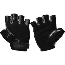 Harbinger 143 Pro Weight Lifting Gloves - Black