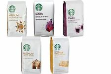 Starbucks Whole Bean Coffee French Roast or House Blend - 3 Bags