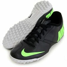 Nike Nike5 Bomba TF II 2014 Turf Soccer Shoes Black / Green /White  New
