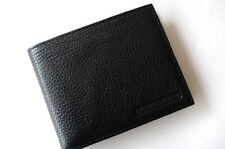 Giorgio Armani Men's Bi-fold Leather Wallet..#602...Cervo/Saffiano...Italy